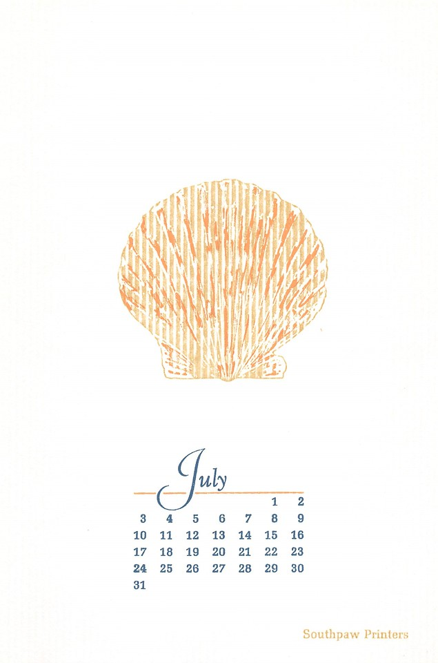 July, 1988, Southpaw Printers