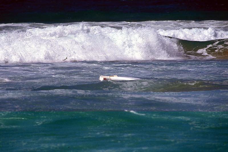 1990-01 21st UT board snapped