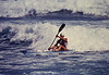1990-01 UT Race - ski paddler