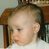 Sweet face Jinny - had her ears pierced Dec 13, 1988