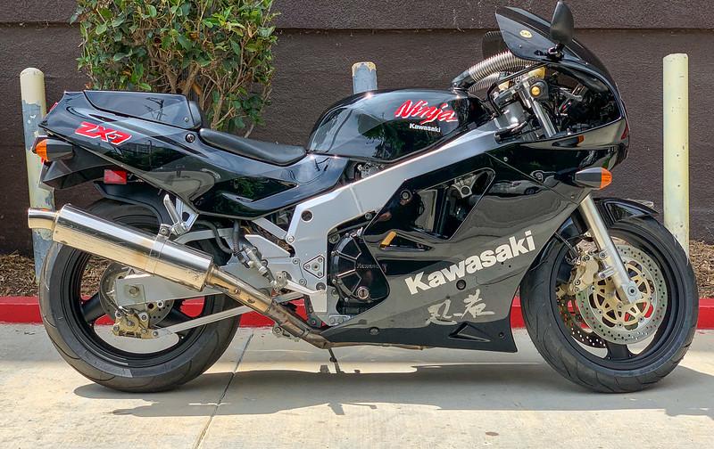 Kawasaki ZX-7 -  (1)