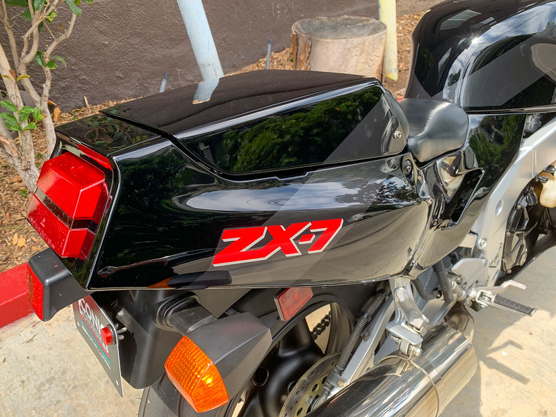 Kawasaki ZX-7 -  (27)