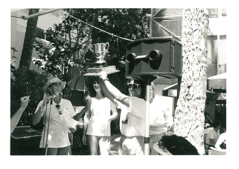 1989 Dad Center Race
