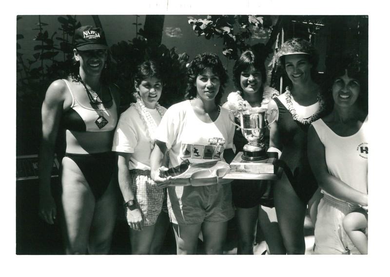 1989 Dad Center LD Race