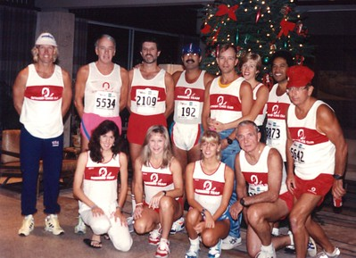 17th Annual Honolulu Marathon 12-10-1989