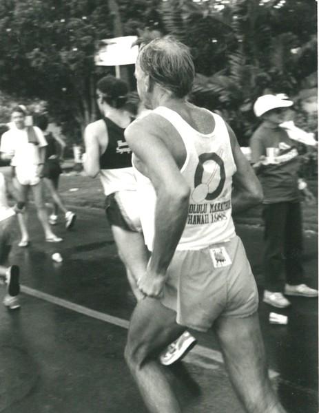 1989 Honolulu Marathon