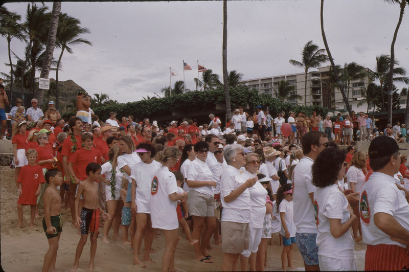25th Anniversary at Diamond Head 1989