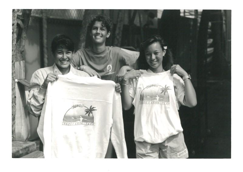 1989 OCC Kayak Race