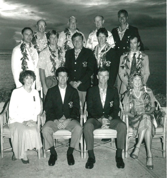 1989 Outrigger Board of Directors