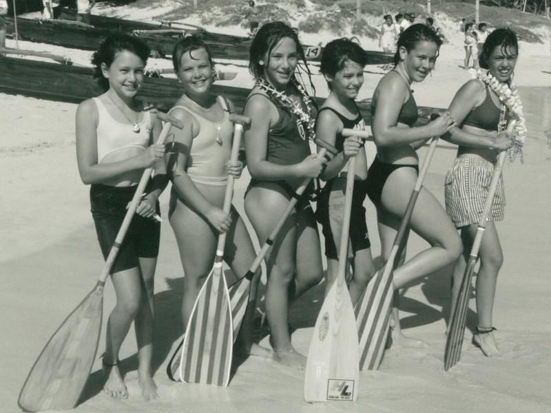 1989 Kamehameha Regatta