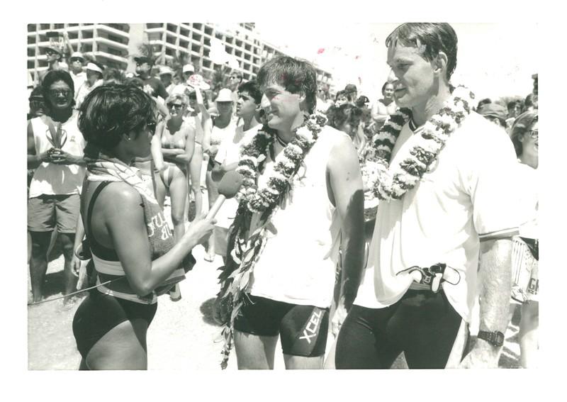1989 Molokai Hoe