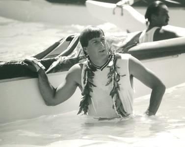 38th Annual Molokai Hoe 10-8-1989
