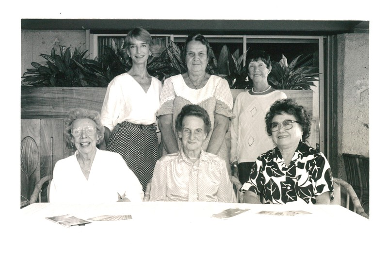 1989 OCC Bridge Club Officers
