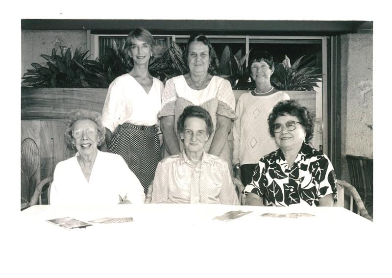 1989 OCC Bridge Club Officers