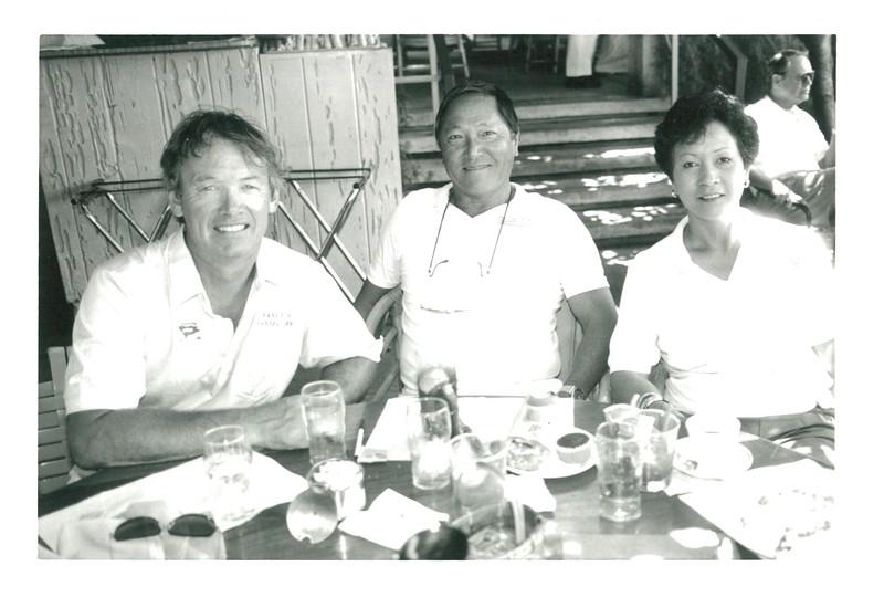 1989 Transpac Catamaran Record 8-24-1989