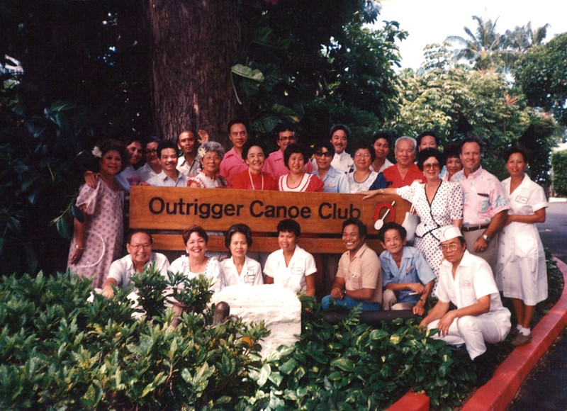 1989 Outrigger Employees