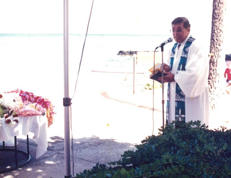 1989 Memorial Day Service 5-29-1989