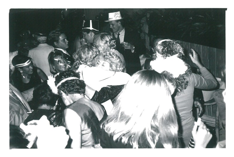 1989 New Year's Eve Party