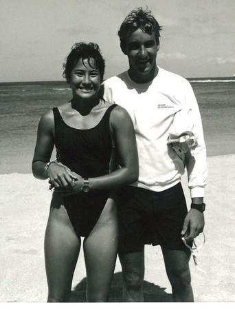 6th Annual OCC Ocean Triathlon 5-13-1989