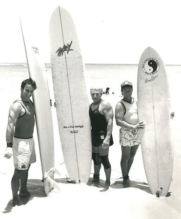 1989 OCC Surfing Contest 6-24-1989
