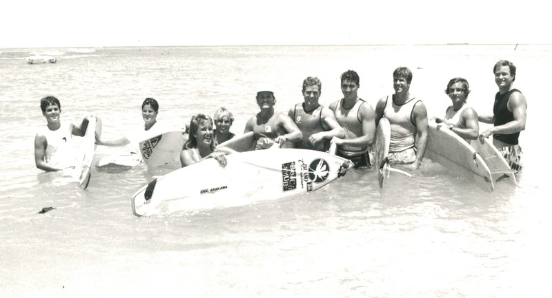1989 OCC Surfing Contest