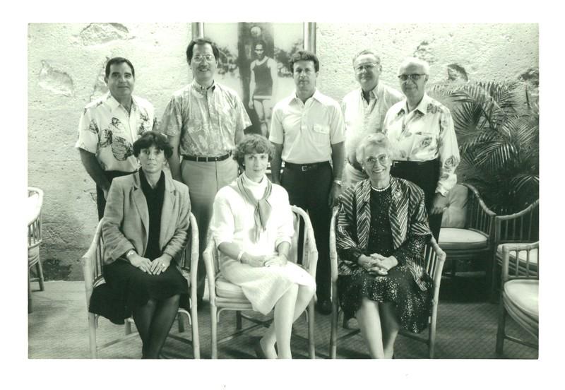 1989 ODKF Board of Directors