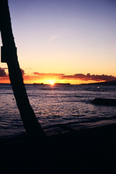 1989 Outrigger Sunset