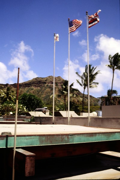 1989 Outrigger Flags
