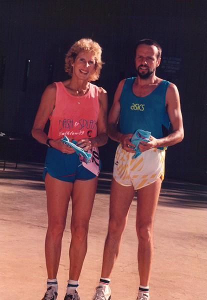 1989 Diamond Head Duet Run
