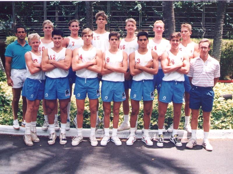 1989 USAV Junior Olympics
