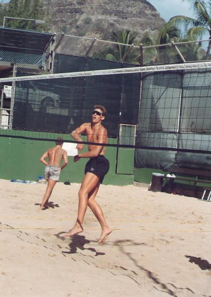 1989 Summer Volleyball Tournaments
