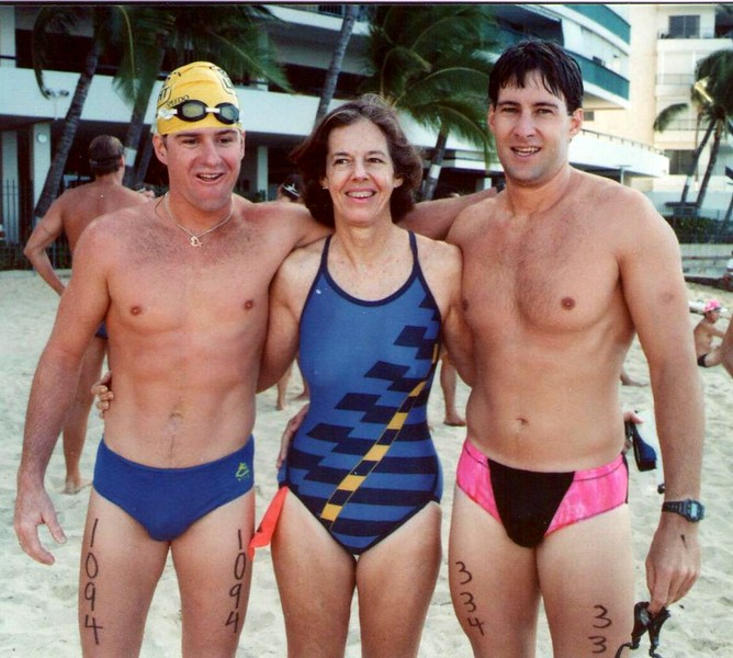 1989 Waikiki Roughwater Swim