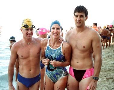 1989 Waikiki Roughwater Swim 9-4-1989