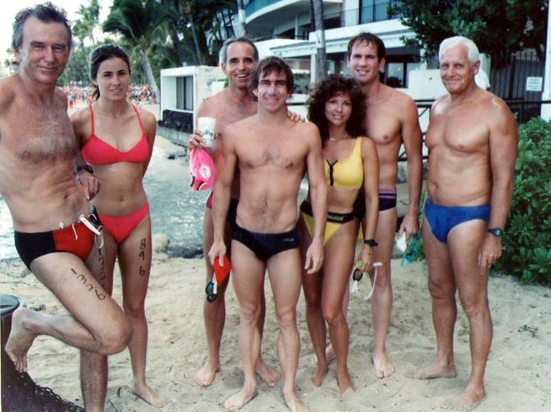 1989 Waikiki Roughwater Swim