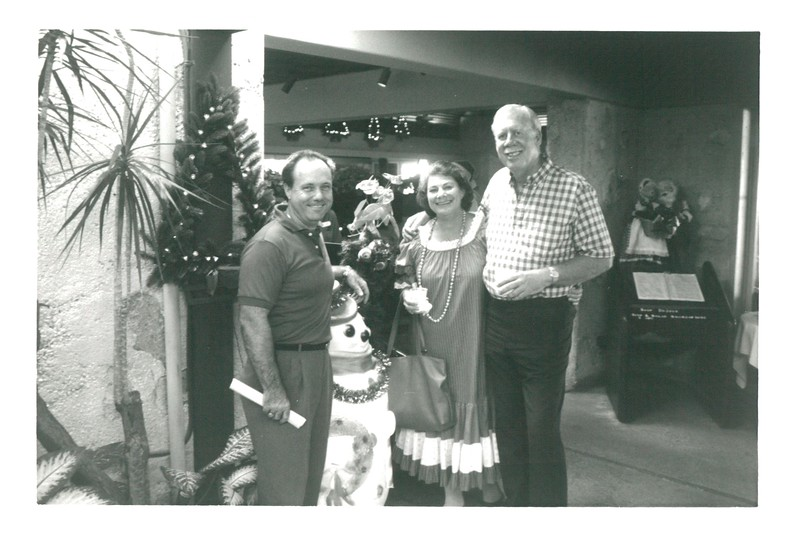 1989 Christmas Day Open House