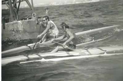 1st Annual Tri Ocean  Races 12-30-1989