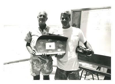 5th Annual Cline Mann 5K Paddleboard Race 8-19-1989