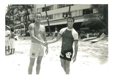 9th Annual Summer Surf PB Race 6-17-1989