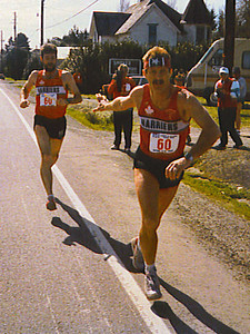 Lewis & Clark Relay - 1989 - Mark Colegrave