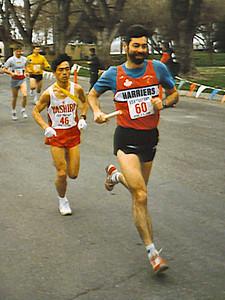 Lewis & Clark Relay - 1989 - Bob Cook