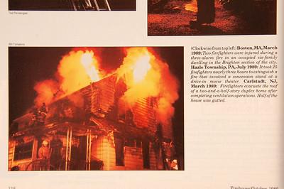 Firehouse Magazine - October 1989