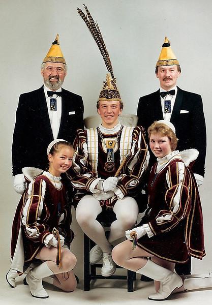 Kabinet van Jeugdprins Huug den Eerste (Duin)