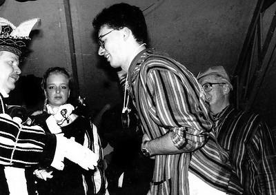 Opening Hostent met  het onderscheiden van Peter Geerling