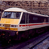 90011 at Glasgow Central and will work the 11:50 to Plymouth 19/01/89
