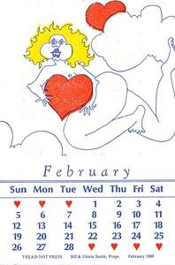 February, 1989, Tread-Not Press