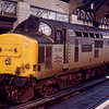 37423 at Glasgow Queen St 19/01/89