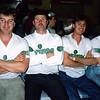 Prime TV team: Dave Arnold, Brett Lowe, ?, ?
