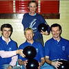 ABC team: Barry Anderson (standing), Jim Booth, Allan Hull, Tony Pritchard