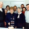 (front) Mark Childe, Henne Hermes, Dawn Wilson, ? (rear) ?, Lois Cabot, Michael Georgiou, Noel Bottrell, Enid Witt