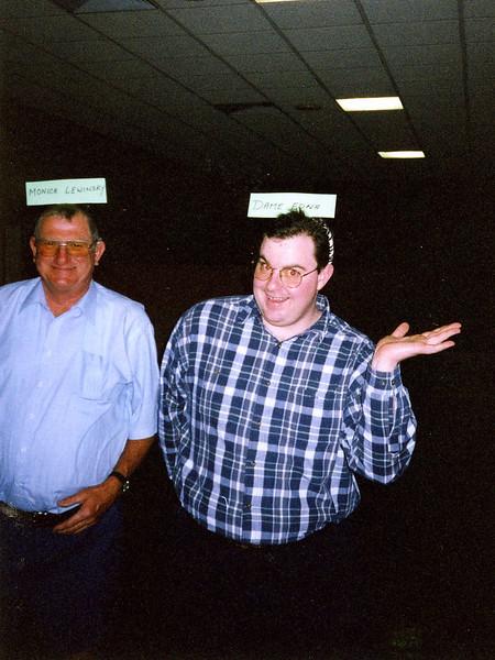 Wal Whitingham, Jim Hutchinson